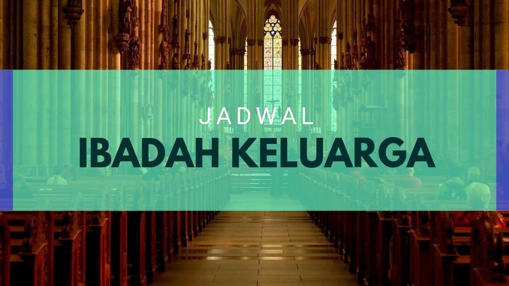 Ibadah Minggu Sektoral 22 September 2019