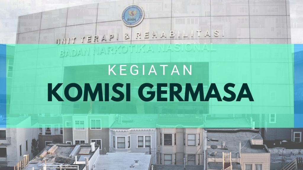 Kegiatan Komisi Germasa November 2019