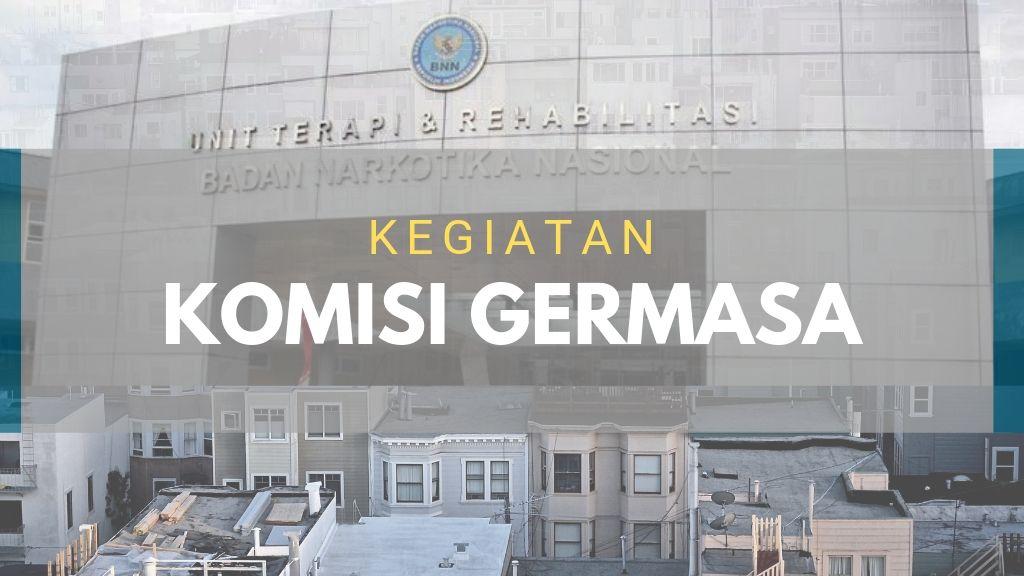 Kegiatan Komisi Germasa Juni 2019