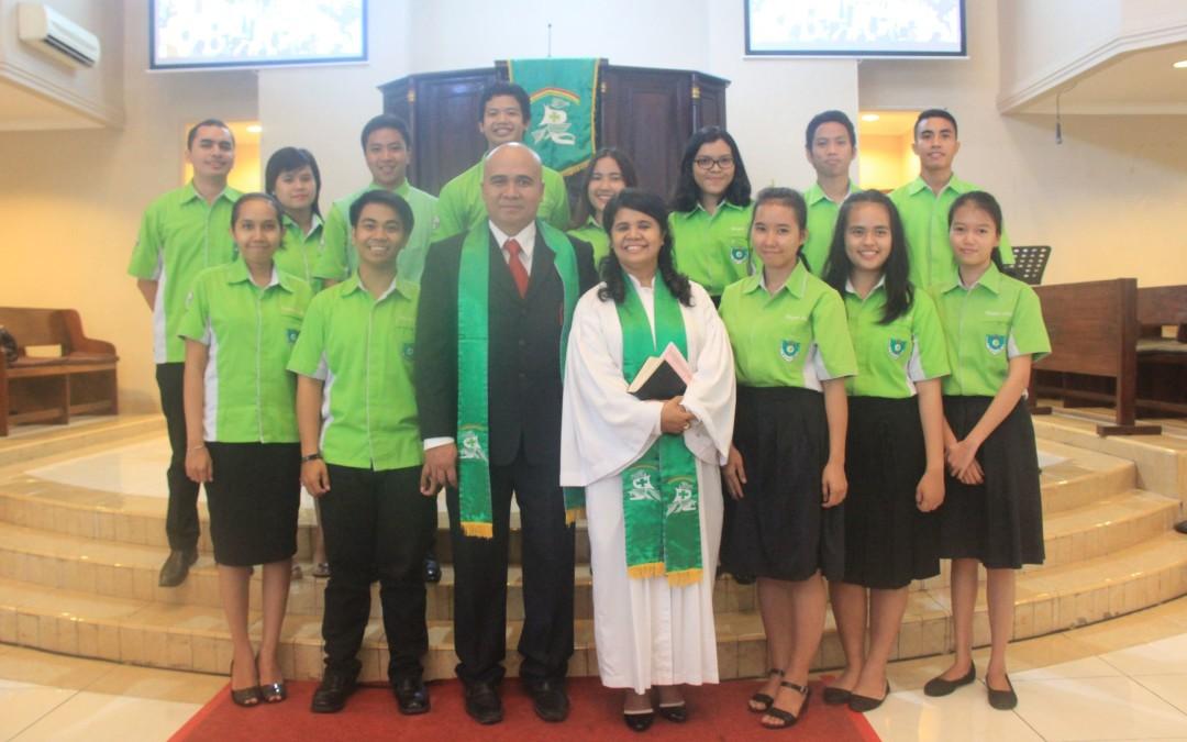 Ibadah dan Kegiatan Pelkat PA 08 – 15 Mei 2016