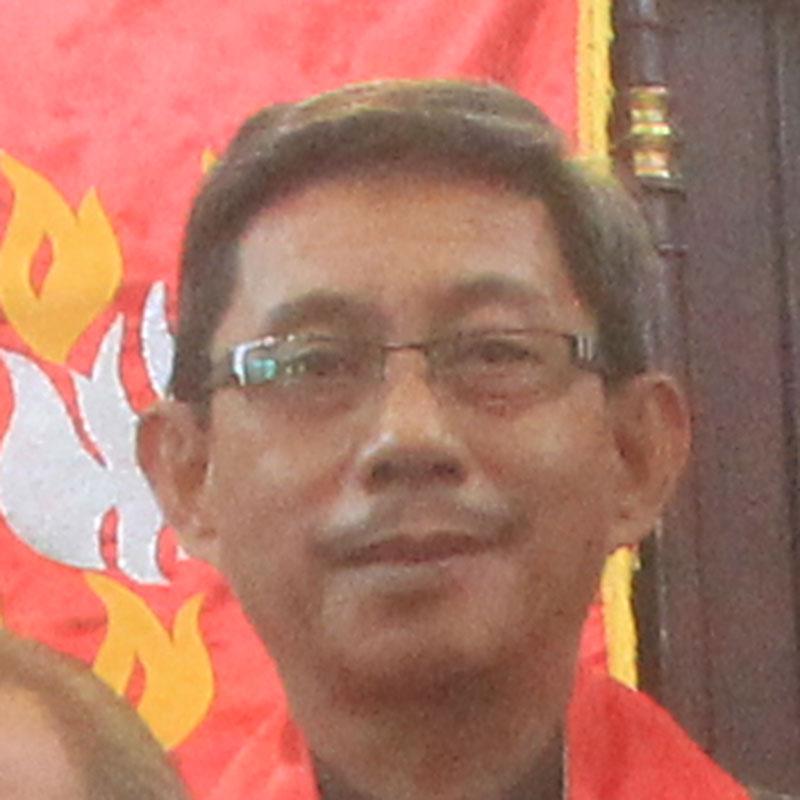 Pnt.Raymond Peter T.Pattinama