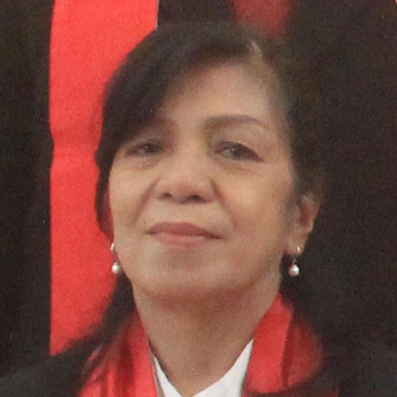 Pnt.Ny. Eveline M.Sahetapy - Sompie