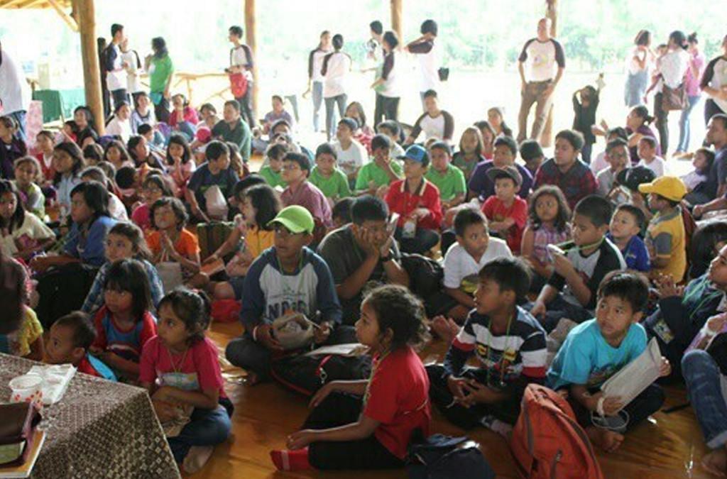 Ibadah Hari Minggu Pelayanan Anak 01 Mei