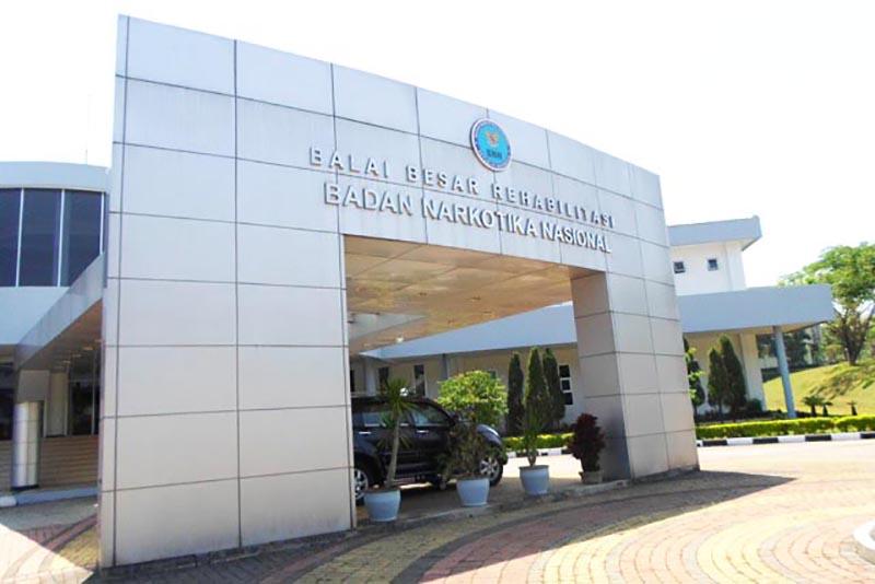 Jadwal Pelayanan ke Unit Terapi dan Rehabilitas BNN Lido