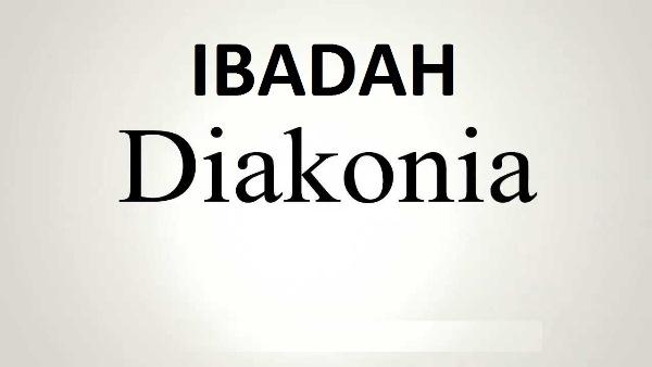 Ibadah Diakonia 04 Mei