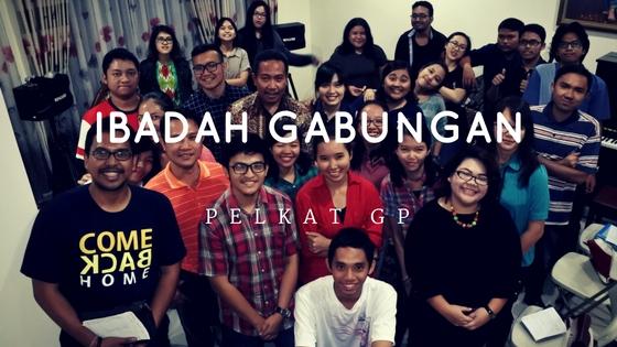 Ibadah Gabungan Pelkat GP 05 Nov 16