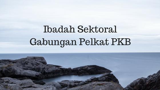 Ibadah Pelkat PKB 05 Nov 16