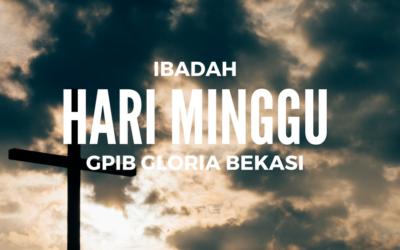 Jadwal Petugas Ibadah Minggu 04 Des 16