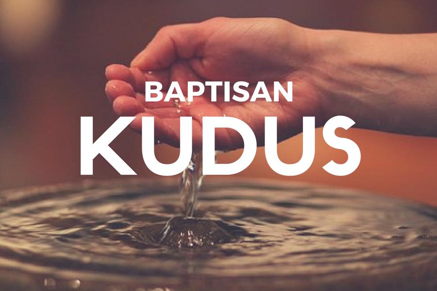 Baptisan Kudus Sektor VI 07 Mei 17