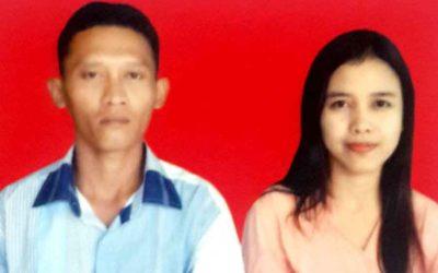 Pemberkatan dan Peneguhan Perkawinan Sdr Taryo dan Sdri Yovita