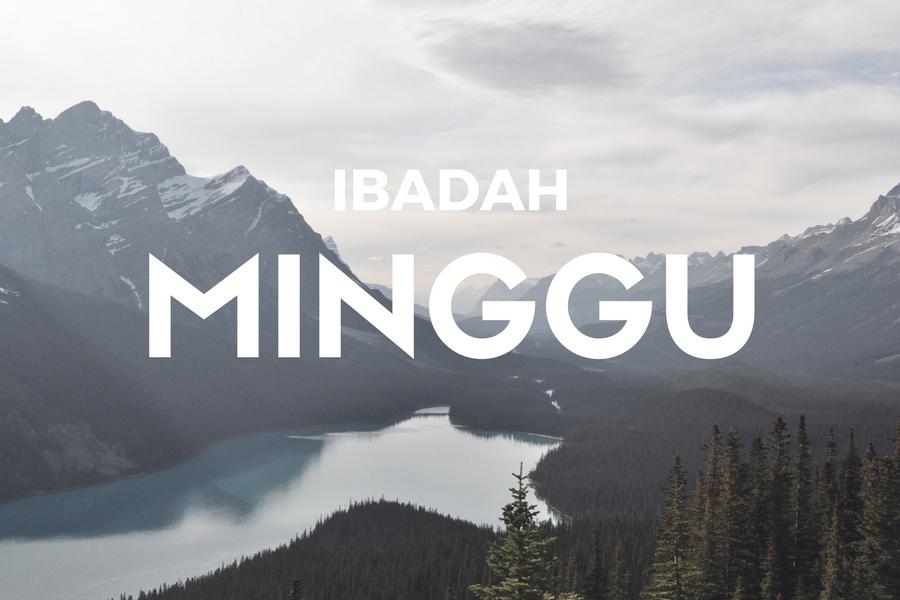 Ibadah Minggu 23 Apr '17