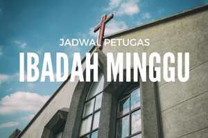 Ibadah Minggu 24 Sept
