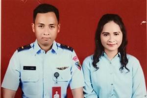 Pemberkatan Perkawinan Emanuel Yan Daniel Prabowo dan Virginia Cynthia Maharani