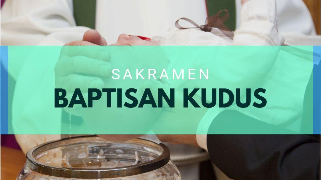 Baptisan Kudus An. Rania 18 Agustus '19