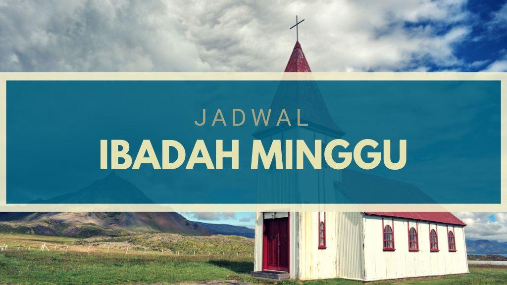 Ibadah Minggu 25 Nov '18