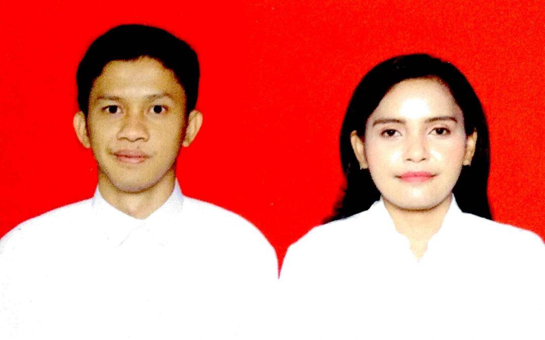 Peneguhan dan pemberkatan perkawinan Johannes & Anita