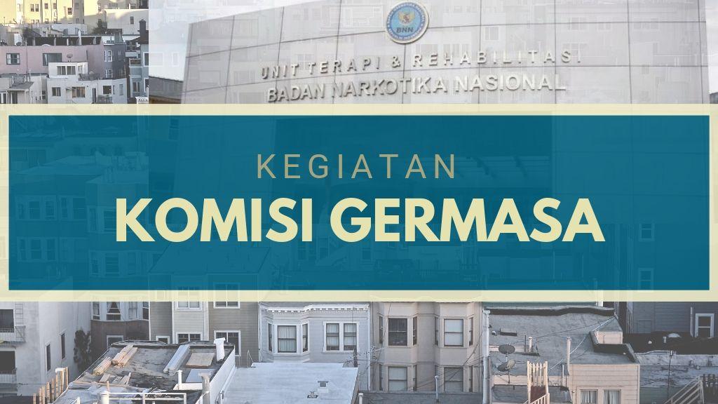 Kegiatan Komisi Germasa Nov '18