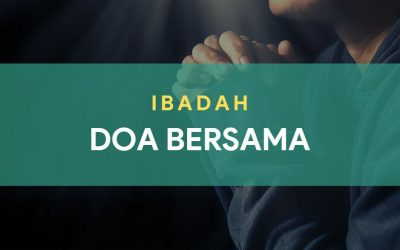 Ibadah Doa Bersama September 2021