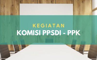 Rapat Ketua III dengan Komisi PPSDI-PPK dan Orang Tua/Wali Tutorial PAK