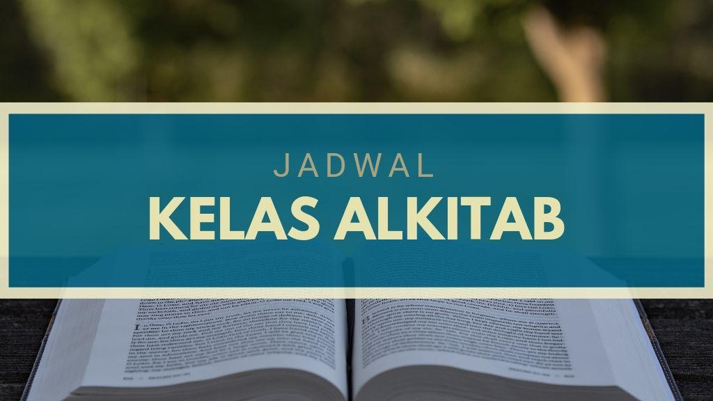 Kelas Alkitab Bulan Desember '18