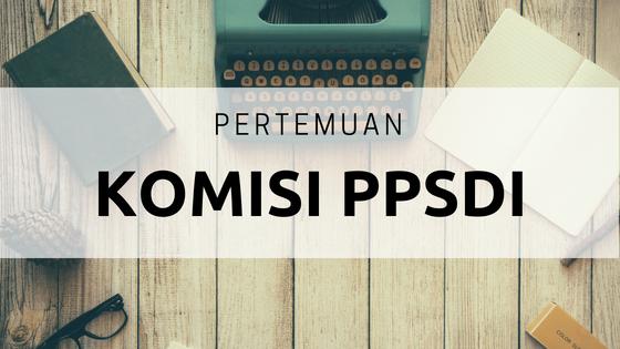 Pertemuan Komisi PPSDI – PPK dengan Orangtua/Wali Murid Tutorial PAK
